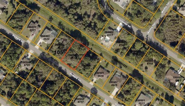 1005010518 Pickard Lane, North Port, FL 34286 (MLS #A4473365) :: Team Buky