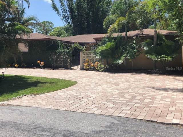 4301 S Lockwood Ridge Road, Sarasota, FL 34231 (MLS #A4473506) :: GO Realty