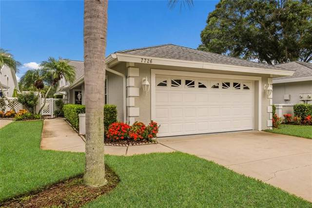 7726 Palm Aire Lane #7726, Sarasota, FL 34243 (MLS #A4473531) :: Alpha Equity Team