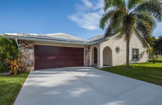 213 Lychee Road, Nokomis, FL 34275 (MLS #A4473560) :: Cartwright Realty