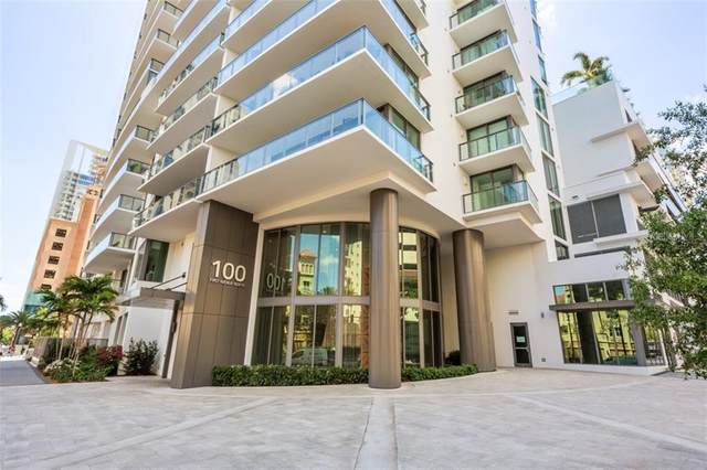 100 1ST Avenue N #3206, St Petersburg, FL 33701 (MLS #A4473592) :: Homepride Realty Services