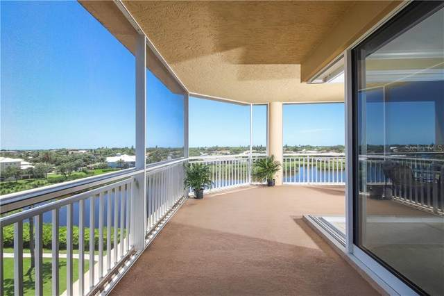 5100 Jessie Harbor Drive #601, Osprey, FL 34229 (MLS #A4473947) :: Florida Real Estate Sellers at Keller Williams Realty