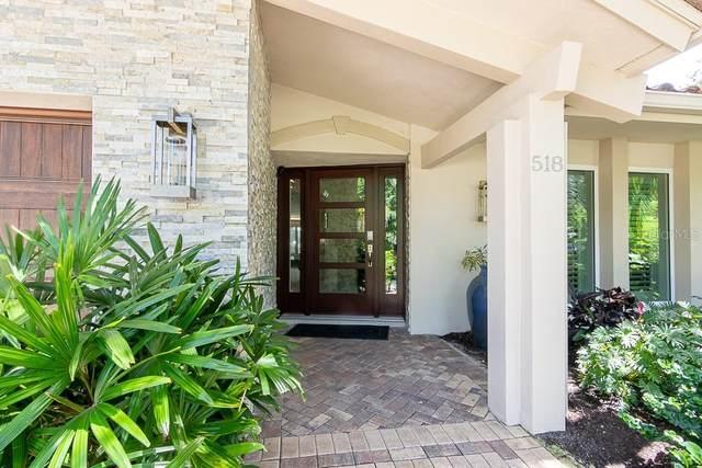 518 Venice Lane, Sarasota, FL 34242 (MLS #A4474046) :: Carmena and Associates Realty Group