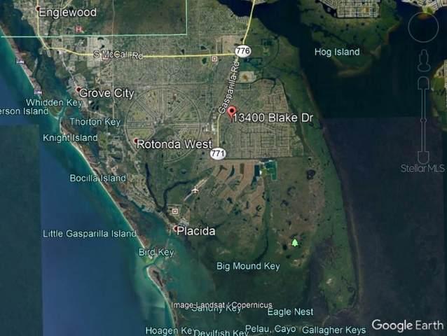13400 Blake Drive, Port Charlotte, FL 33981 (MLS #A4474093) :: EXIT King Realty