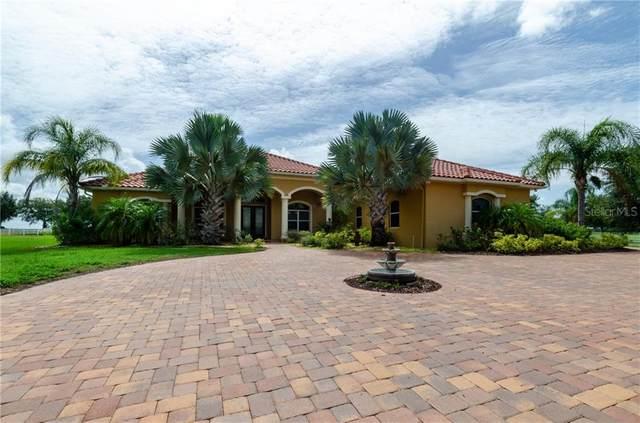 5904 Lake Paddock Circle, Parrish, FL 34219 (MLS #A4474101) :: Medway Realty