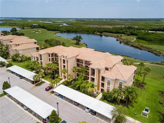 8309 Grand Estuary Trail #306, Bradenton, FL 34212 (MLS #A4474107) :: Bridge Realty Group