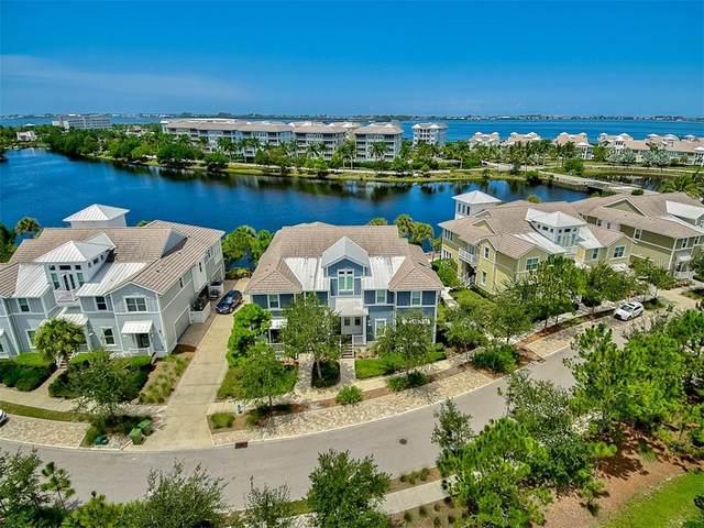 344 Sapphire Lake Drive #201, Bradenton, FL 34209 (MLS #A4474158) :: GO Realty