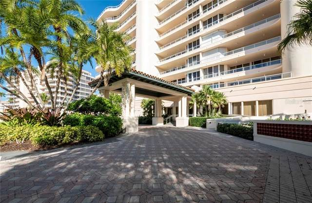 3040 Grand Bay Boulevard #211, Longboat Key, FL 34228 (MLS #A4474192) :: Griffin Group