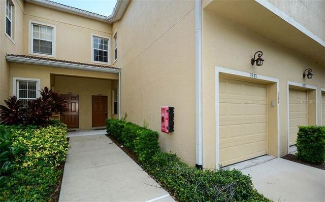 3533 Parkridge Circle 15-105, Sarasota, FL 34243 (MLS #A4474226) :: Griffin Group