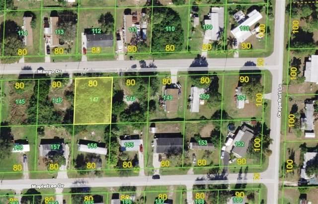 15535 Mango Drive, Punta Gorda, FL 33955 (MLS #A4474244) :: EXIT King Realty
