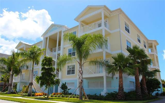 7910 34TH Avenue W #103, Bradenton, FL 34209 (MLS #A4474300) :: Delta Realty Int