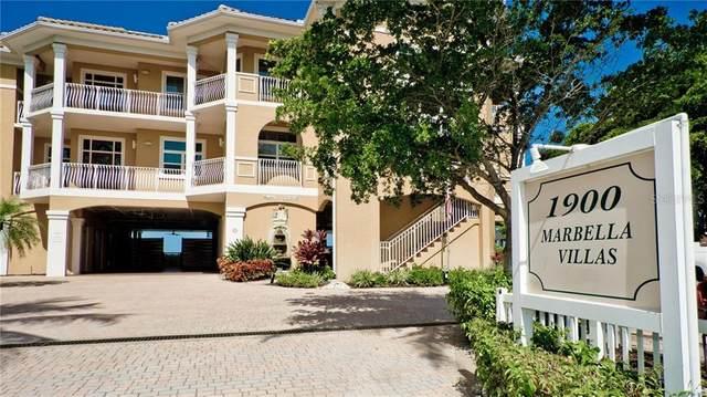 1900 Gulf Drive N #6, Bradenton Beach, FL 34217 (MLS #A4474351) :: Cartwright Realty