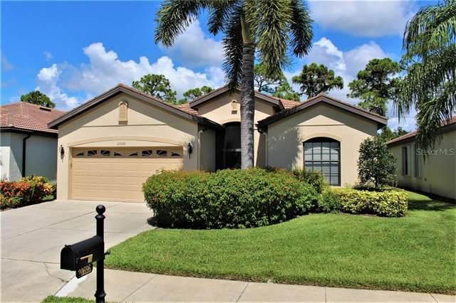20696 Capello Drive, Venice, FL 34292 (MLS #A4474359) :: Pepine Realty