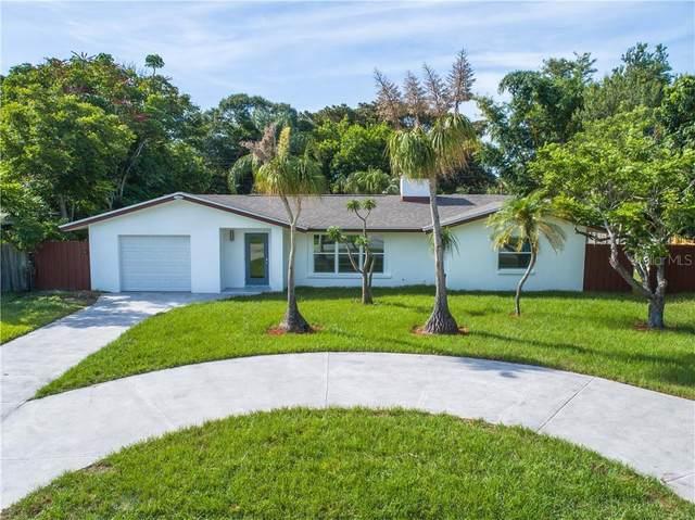 2335 Tangerine Drive, Sarasota, FL 34239 (MLS #A4474374) :: Team Bohannon Keller Williams, Tampa Properties