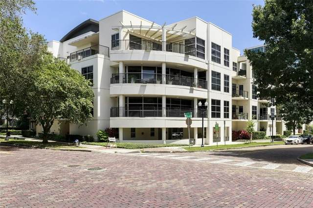 1 S Eola Drive #8, Orlando, FL 32801 (MLS #A4474397) :: Keller Williams on the Water/Sarasota