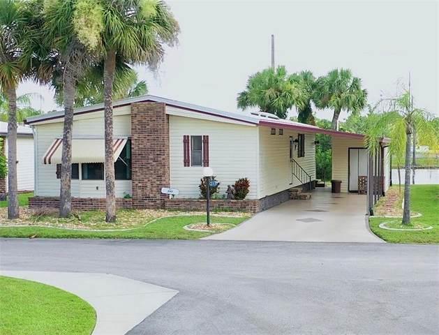 223 Lazy River Road, North Port, FL 34287 (MLS #A4474493) :: Pepine Realty