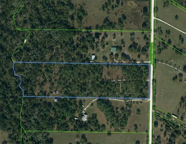 462 Arbuckle Branch Road, Sebring, FL 33870 (MLS #A4474550) :: Cartwright Realty