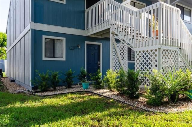 6033 34TH Street W #41, Bradenton, FL 34210 (MLS #A4474579) :: Premier Home Experts