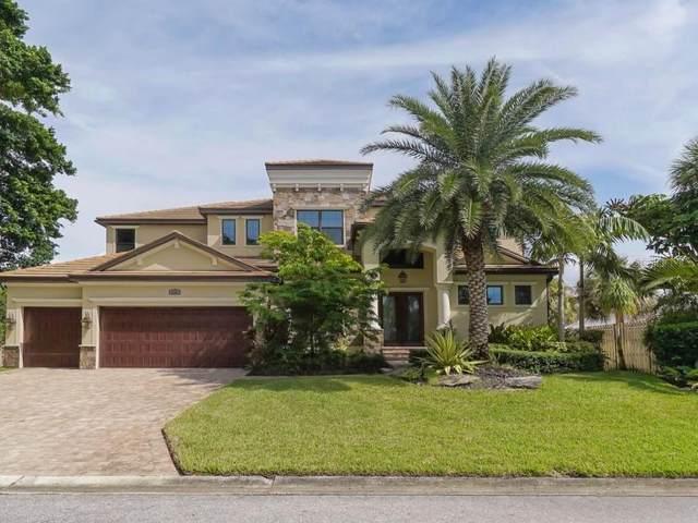 726 Siesta Key Circle, Sarasota, FL 34242 (MLS #A4474593) :: Carmena and Associates Realty Group