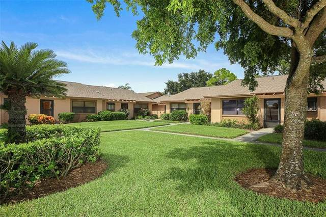 6110 29TH Avenue W #6110, Bradenton, FL 34209 (MLS #A4474615) :: Griffin Group