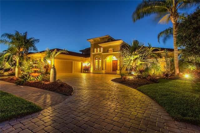 9033 Rocky Lake Court, Sarasota, FL 34238 (MLS #A4474627) :: The Duncan Duo Team