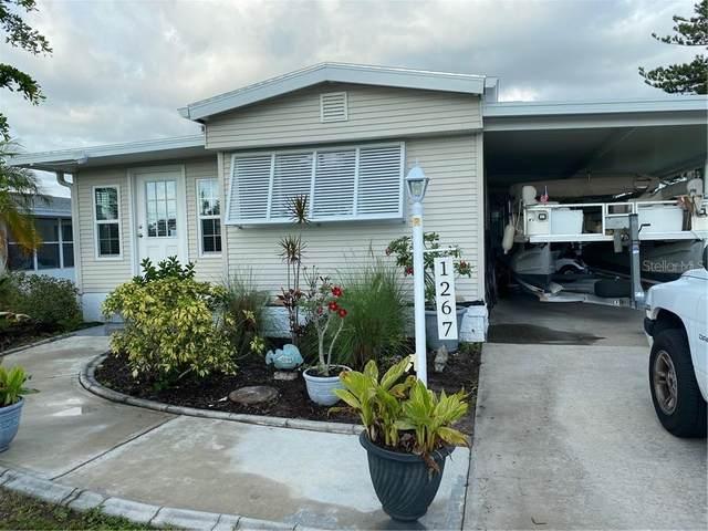 1267 Flamingo Drive, Englewood, FL 34224 (MLS #A4474630) :: Bridge Realty Group