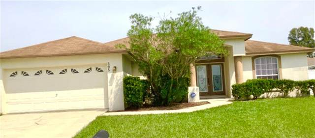 395 Arlington Circle, Haines City, FL 33844 (MLS #A4474632) :: Gate Arty & the Group - Keller Williams Realty Smart