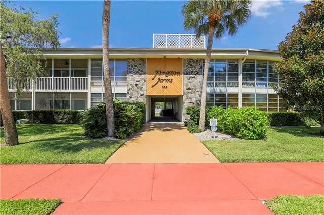 500 S Washington Drive 20A, Sarasota, FL 34236 (MLS #A4474678) :: Keller Williams on the Water/Sarasota
