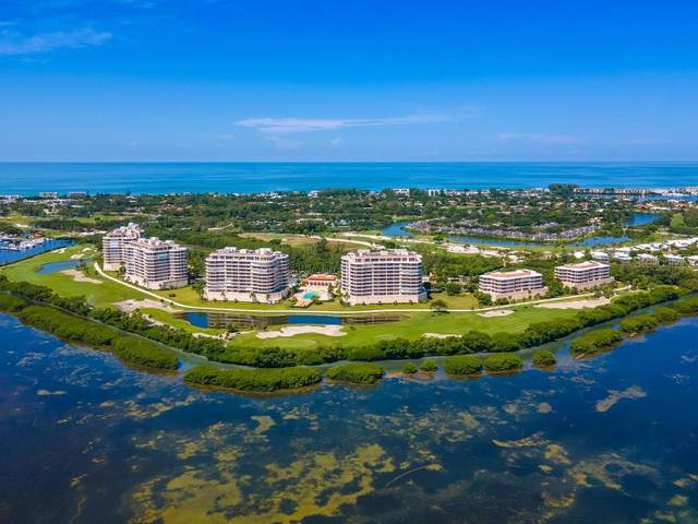 3080 Grand Bay Boulevard #525, Longboat Key, FL 34228 (MLS #A4474717) :: Medway Realty