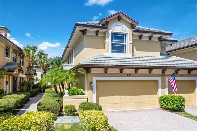 6508 Moorings Point Circle #201, Lakewood Ranch, FL 34202 (MLS #A4474733) :: Medway Realty