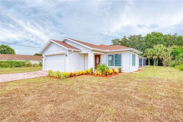 417 Barcelona Street, North Port, FL 34287 (MLS #A4474774) :: The Duncan Duo Team