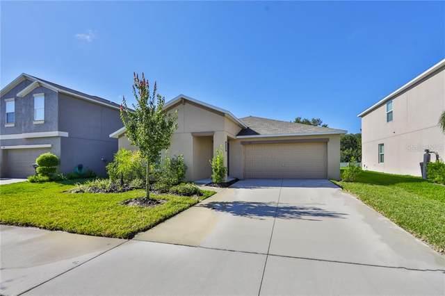 135 Cascade Bend Drive, Ruskin, FL 33570 (MLS #A4474836) :: Medway Realty