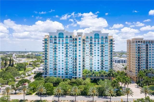 800 N Tamiami Trail #1001, Sarasota, FL 34236 (MLS #A4474841) :: Delta Realty, Int'l.