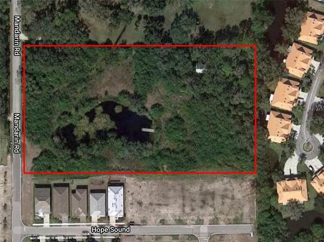 Mandarin Road, Sarasota, FL 34238 (MLS #A4474884) :: Baird Realty Group