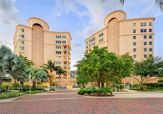 128 Golden Gate Point 601B, Sarasota, FL 34236 (MLS #A4474895) :: Florida Real Estate Sellers at Keller Williams Realty