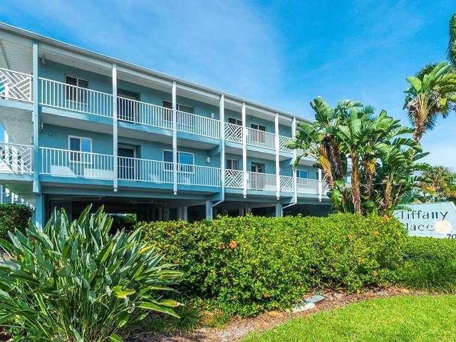 7000 Gulf Drive #211, Holmes Beach, FL 34217 (MLS #A4474900) :: Cartwright Realty
