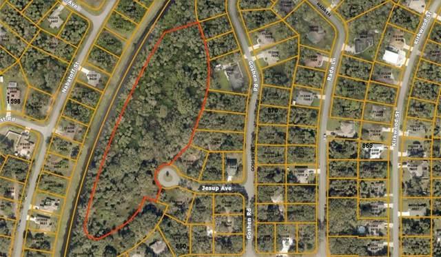 1122087115 Jesup Avenue, North Port, FL 34288 (MLS #A4474926) :: Sarasota Home Specialists