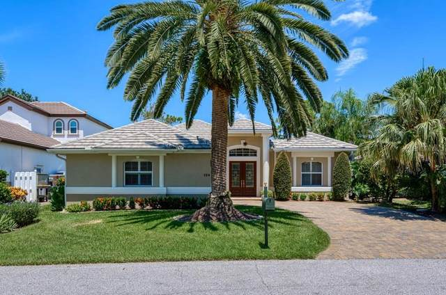 124 Bishops Court Road, Osprey, FL 34229 (MLS #A4474961) :: The Heidi Schrock Team