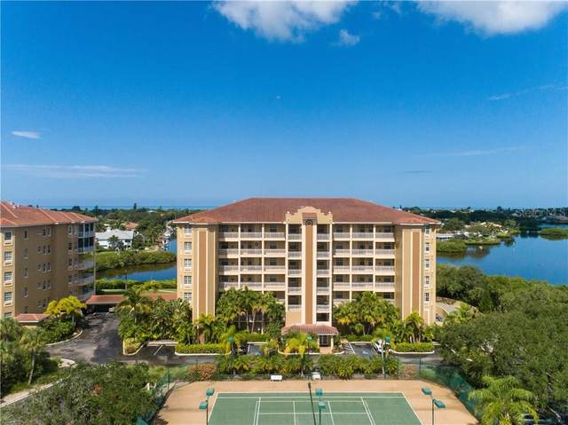 5100 Jessie Harbor Drive #305, Osprey, FL 34229 (MLS #A4475033) :: The Heidi Schrock Team