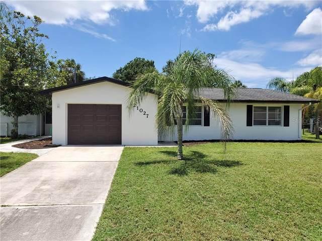 21027 Cascade Avenue, Port Charlotte, FL 33952 (MLS #A4475047) :: Team Borham at Keller Williams Realty