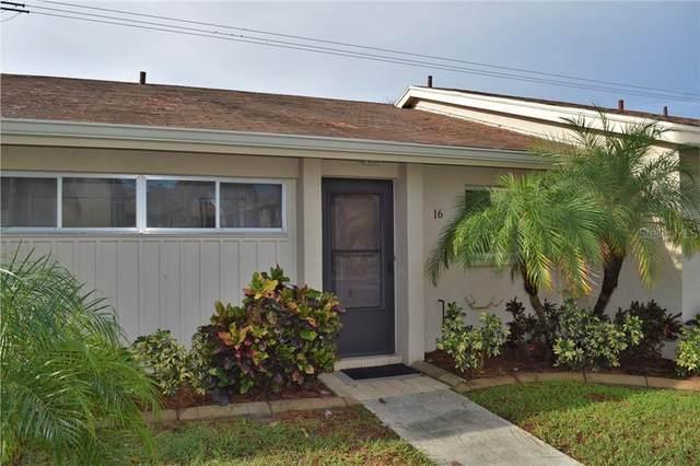 2782 Woodgate Lane #16, Sarasota, FL 34231 (MLS #A4475050) :: The Figueroa Team