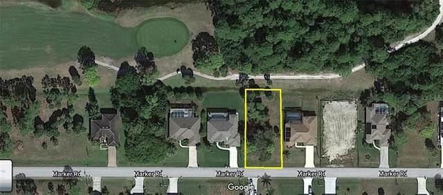 256 Marker Road, Rotonda West, FL 33947 (MLS #A4475192) :: Zarghami Group