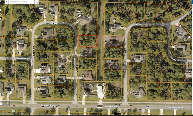 0981044831 Cod Street, North Port, FL 34286 (MLS #A4475235) :: The Heidi Schrock Team