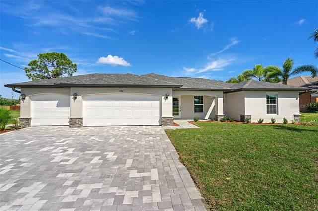 9401 Bluegill Circle, Port Charlotte, FL 33981 (MLS #A4475395) :: CENTURY 21 OneBlue