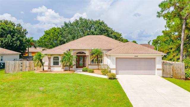 1848 Blanton Avenue, North Port, FL 34288 (MLS #A4475400) :: Rabell Realty Group