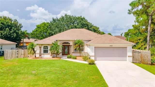 1848 Blanton Avenue, North Port, FL 34288 (MLS #A4475400) :: Zarghami Group
