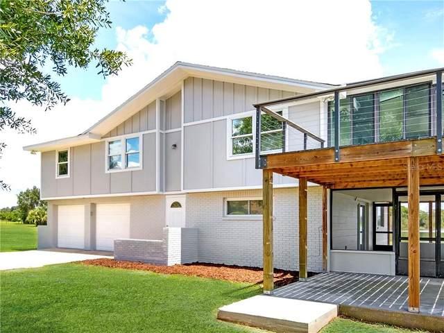 1121 Pine Ave, Frostproof, FL 33843 (MLS #A4475401) :: Team Bohannon Keller Williams, Tampa Properties