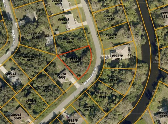 Abbotsford Street, North Port, FL 34287 (MLS #A4475409) :: Alpha Equity Team