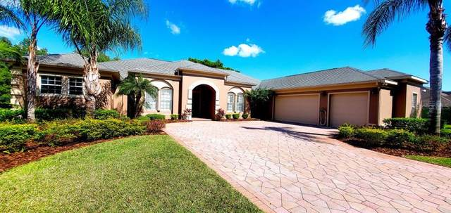 2713 Coastal Range Way, Lutz, FL 33559 (MLS #A4475723) :: Lockhart & Walseth Team, Realtors
