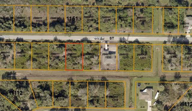 0960111235 Snug Street, North Port, FL 34286 (MLS #A4475780) :: Team Borham at Keller Williams Realty
